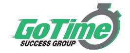 GoTime Success Group Logo