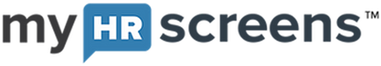 myHRscreens Logo